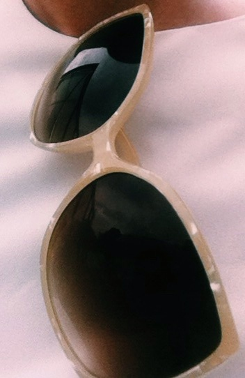 sunglasses prada normcore girl