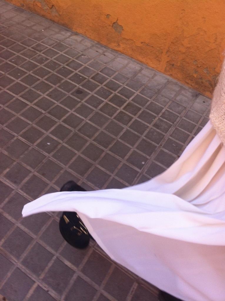 outfit falda plisada