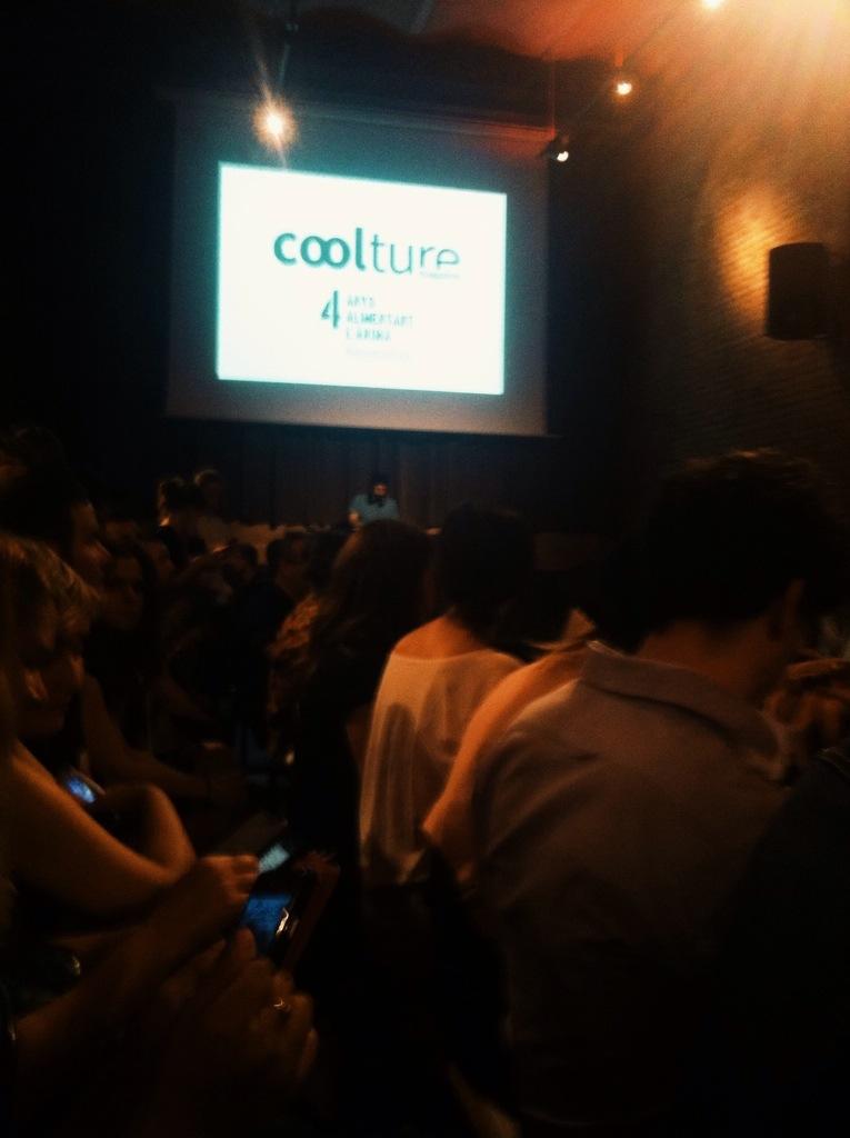 empieza el 4 aniversario de coolture magazine