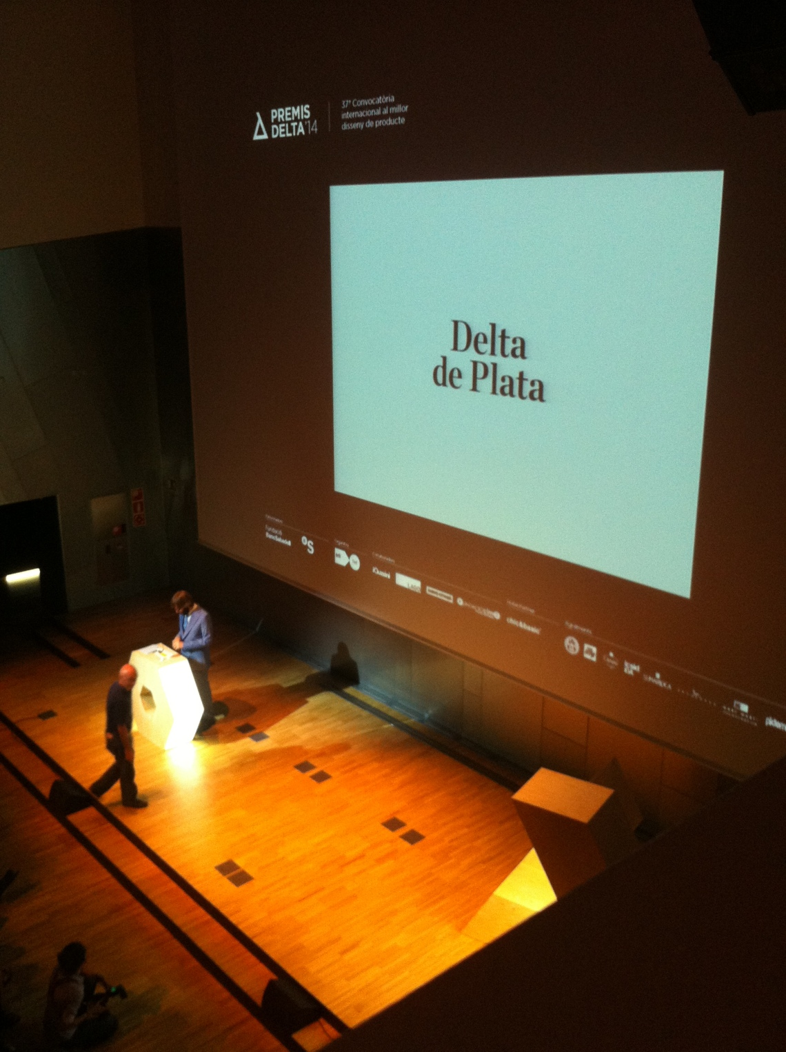 delta de plata 2014