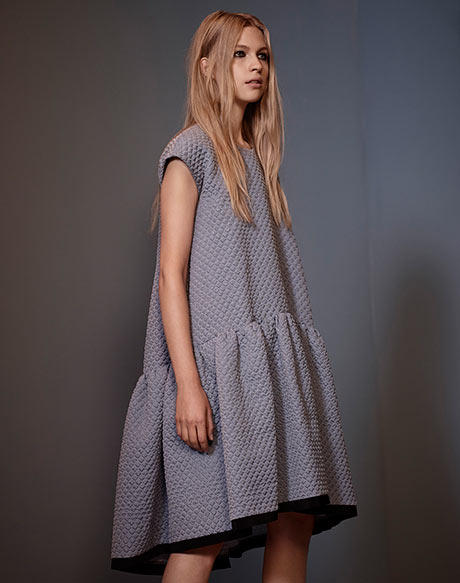 dress from the victoria cocoon normcore