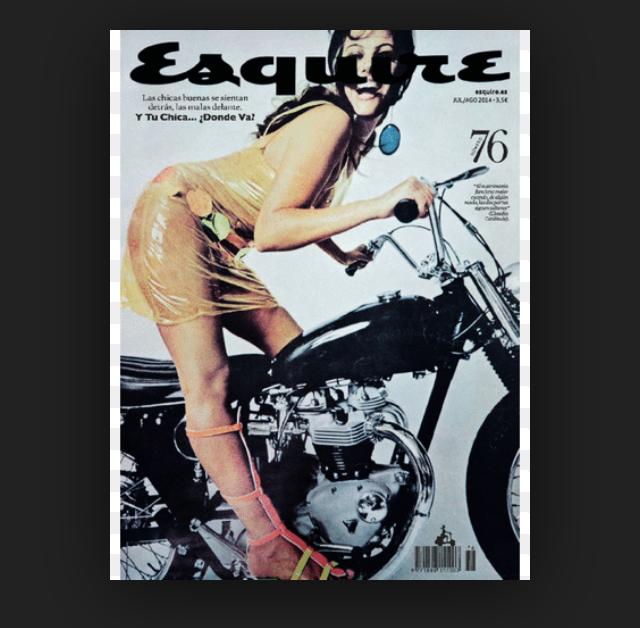 esquire magazine normcoregirl me