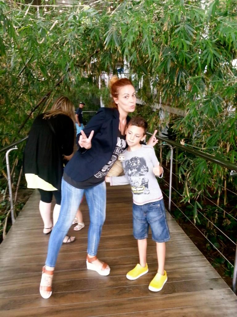 familia aquarium