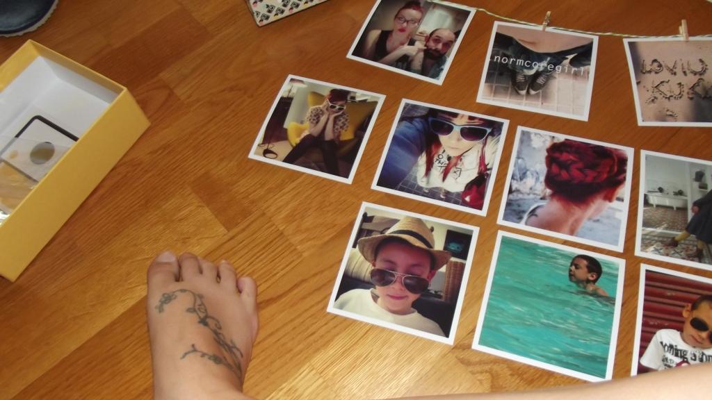 mis polaroids