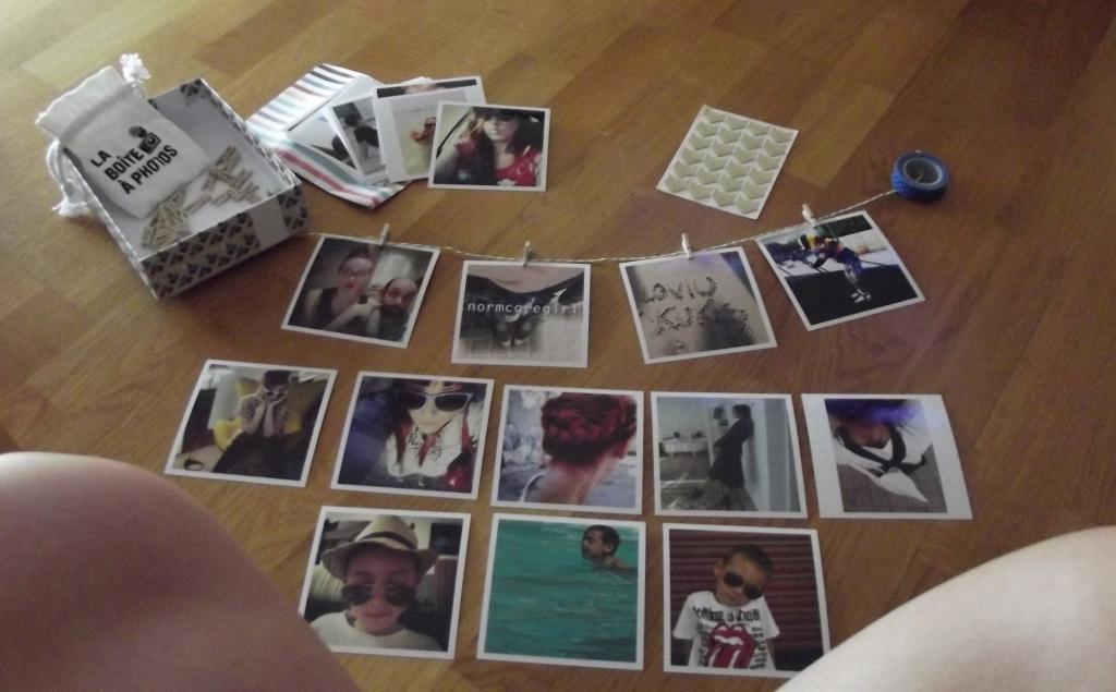 polaroid experience