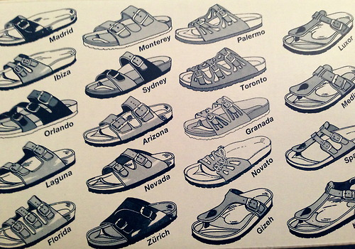 ugly shoes modelos de zapatos
