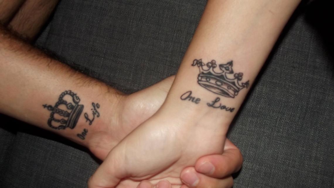 alianzas tatuadas