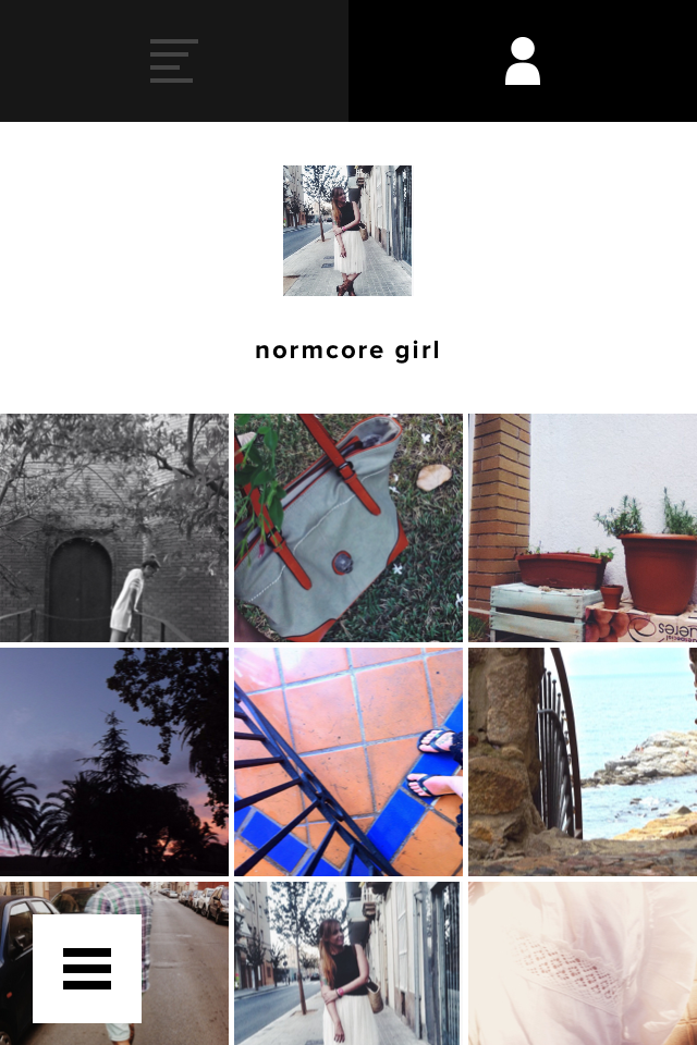 wall normcore