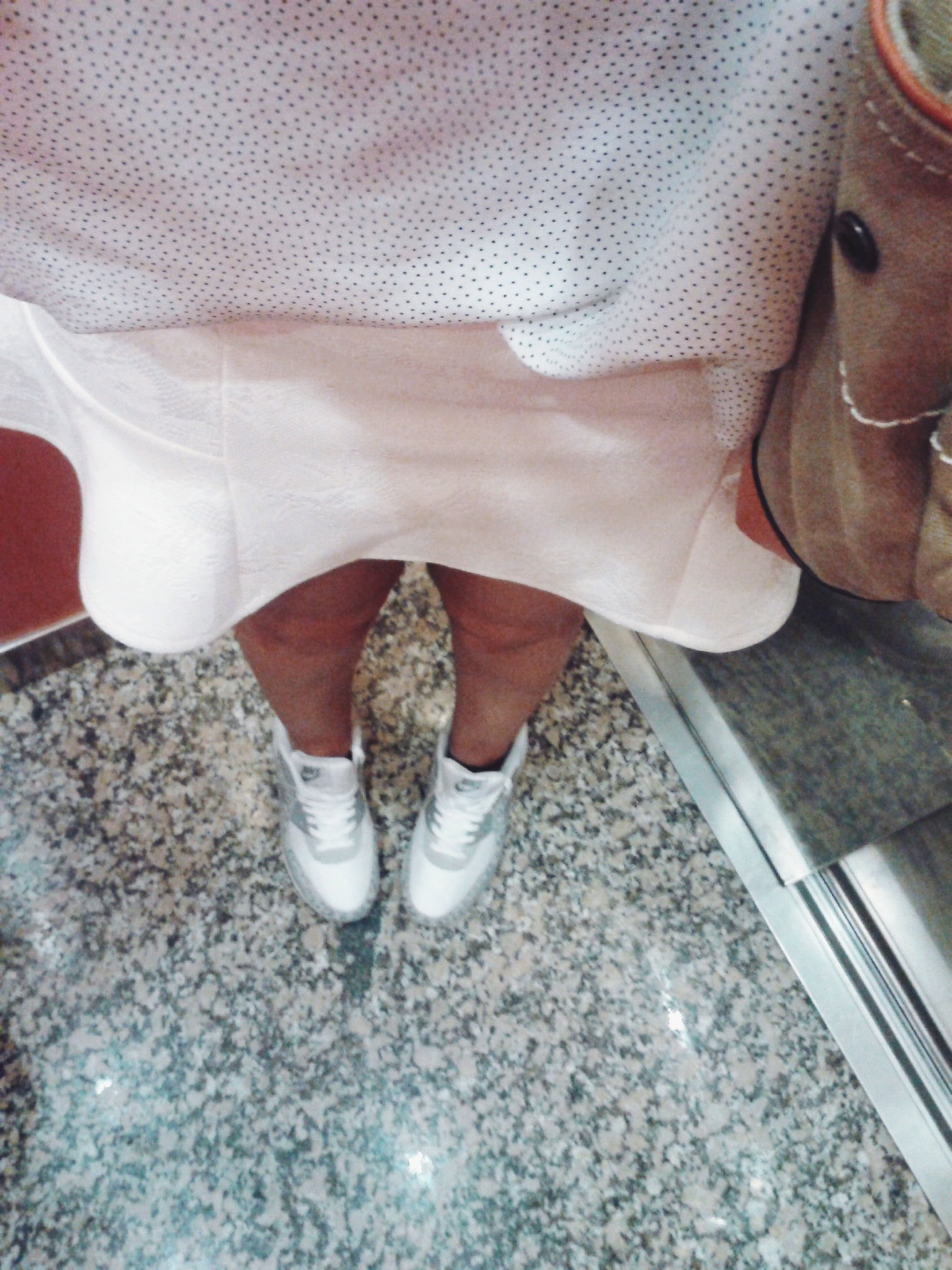 white look  matchy matchy