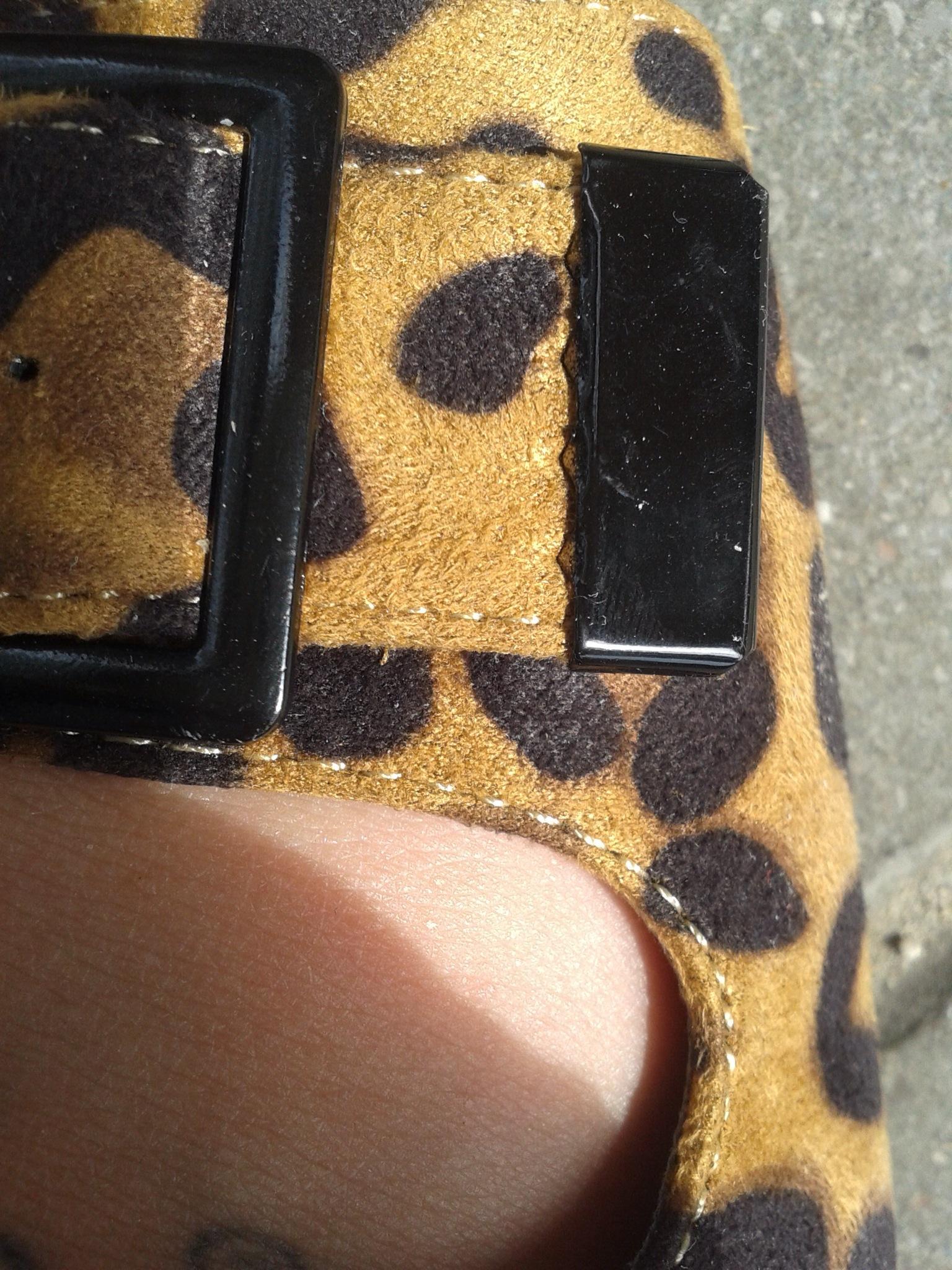 detalle uggly shoes