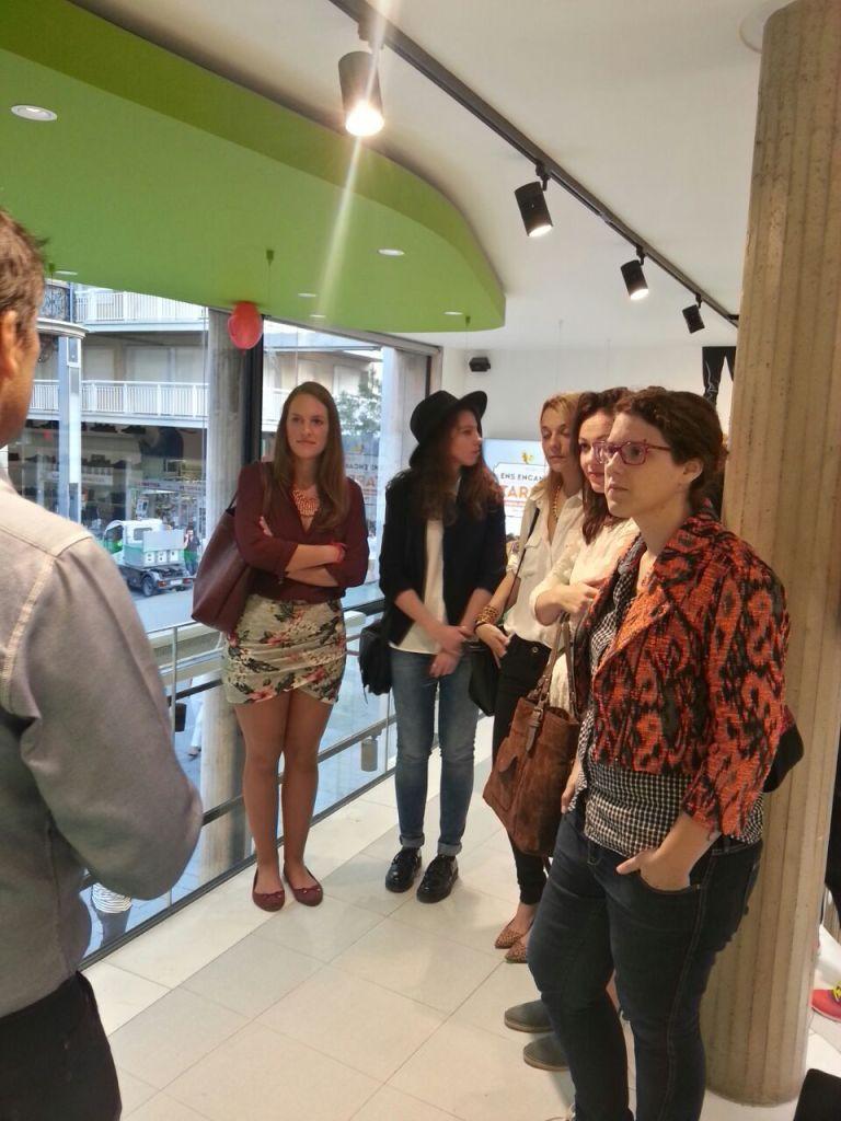 meeting blogger marlos granollers normcoregirl