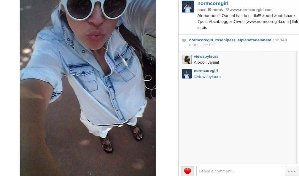 adelanto post instagram denim