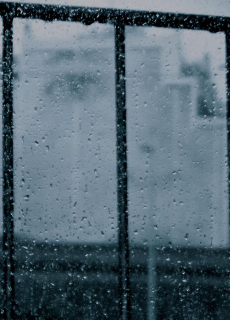raining day normcoregirl