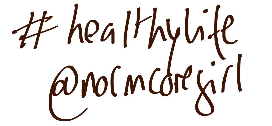 healthylife normcoregirl