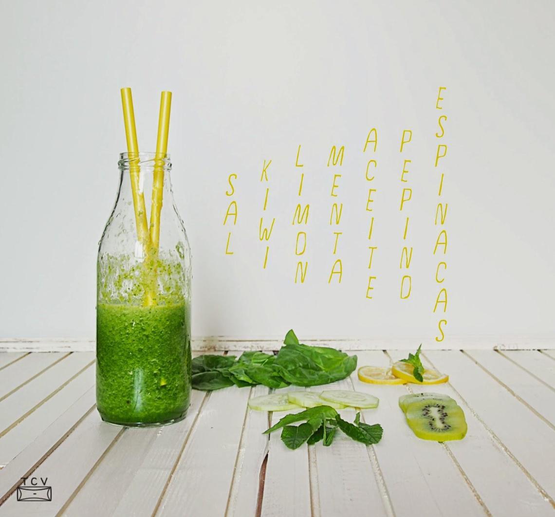 green-smoothie normcoregirl