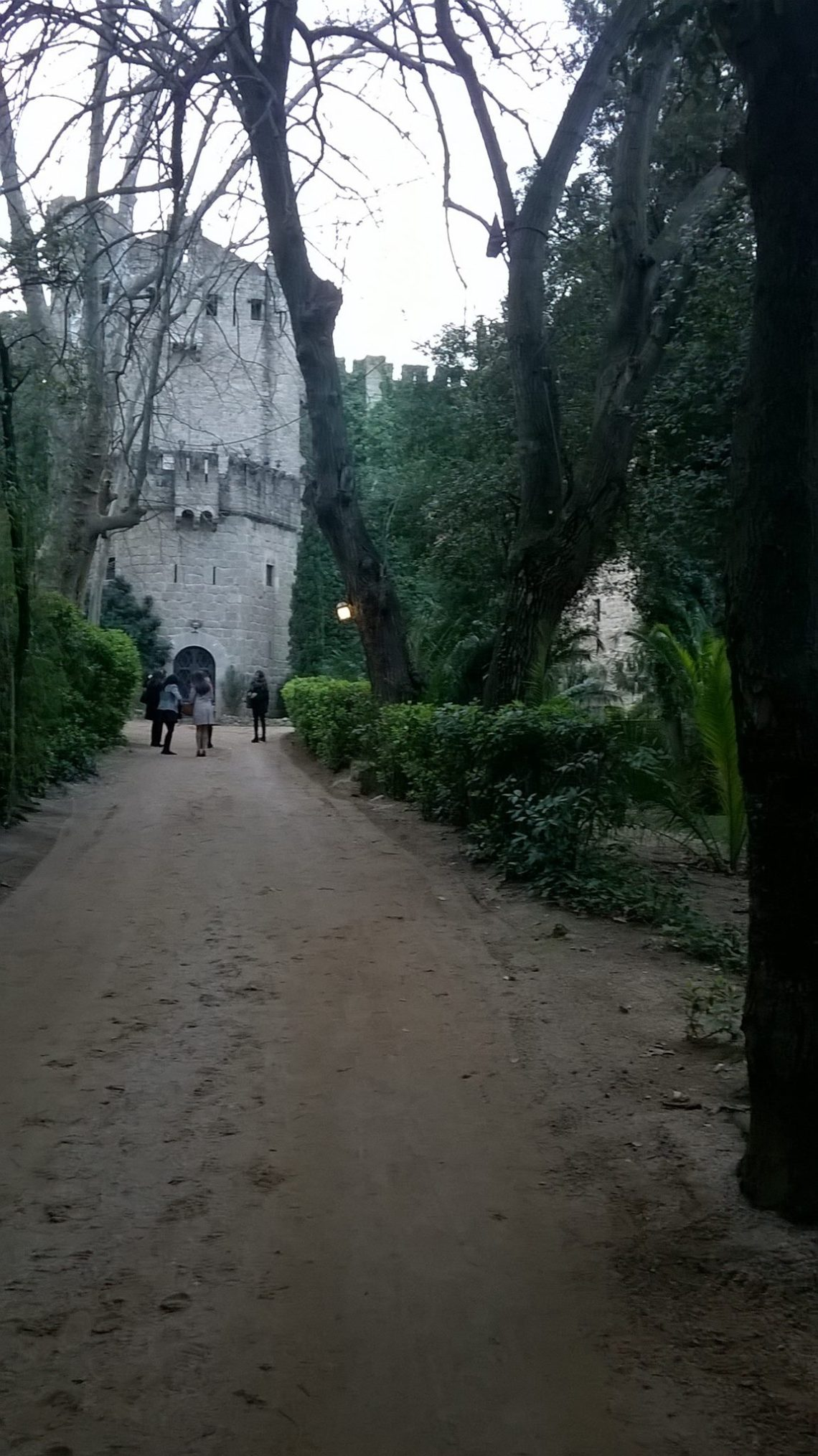 look evento castillo medieval santa florentina itgirl blogger barcelona normcore