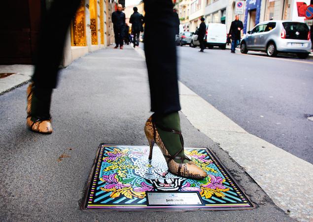 alcantarillas milan marcas moda lujo normcore girl blogger