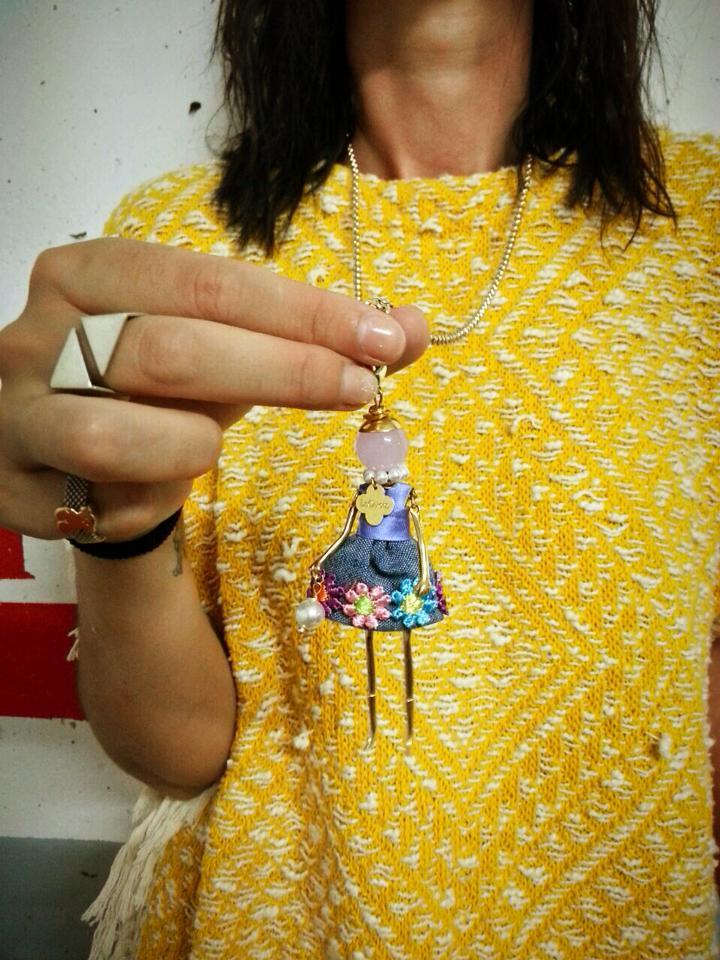 le carose muñecas dolly joyeria italiana influencer normcoregirl arantxa perez jaramillo