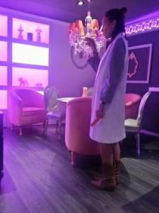 miss sushi normcore girl influencer blogger