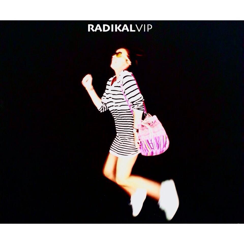 radikal vip sunglasses normcore girl influencer