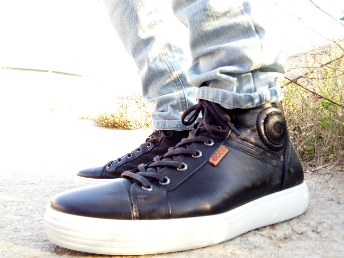 ecco shoes soft 7 men normcore girl couple blogger