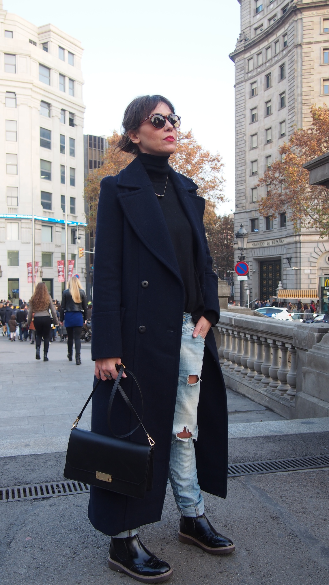 pepe jeans coat normcorecouple ecco shoes soft 7 boots influencer