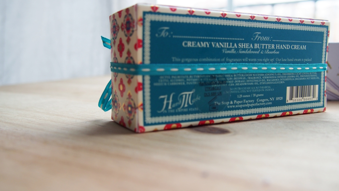 the soap and paper factory birchbox