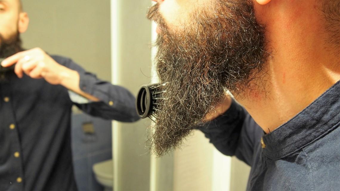bálsamos para la barba