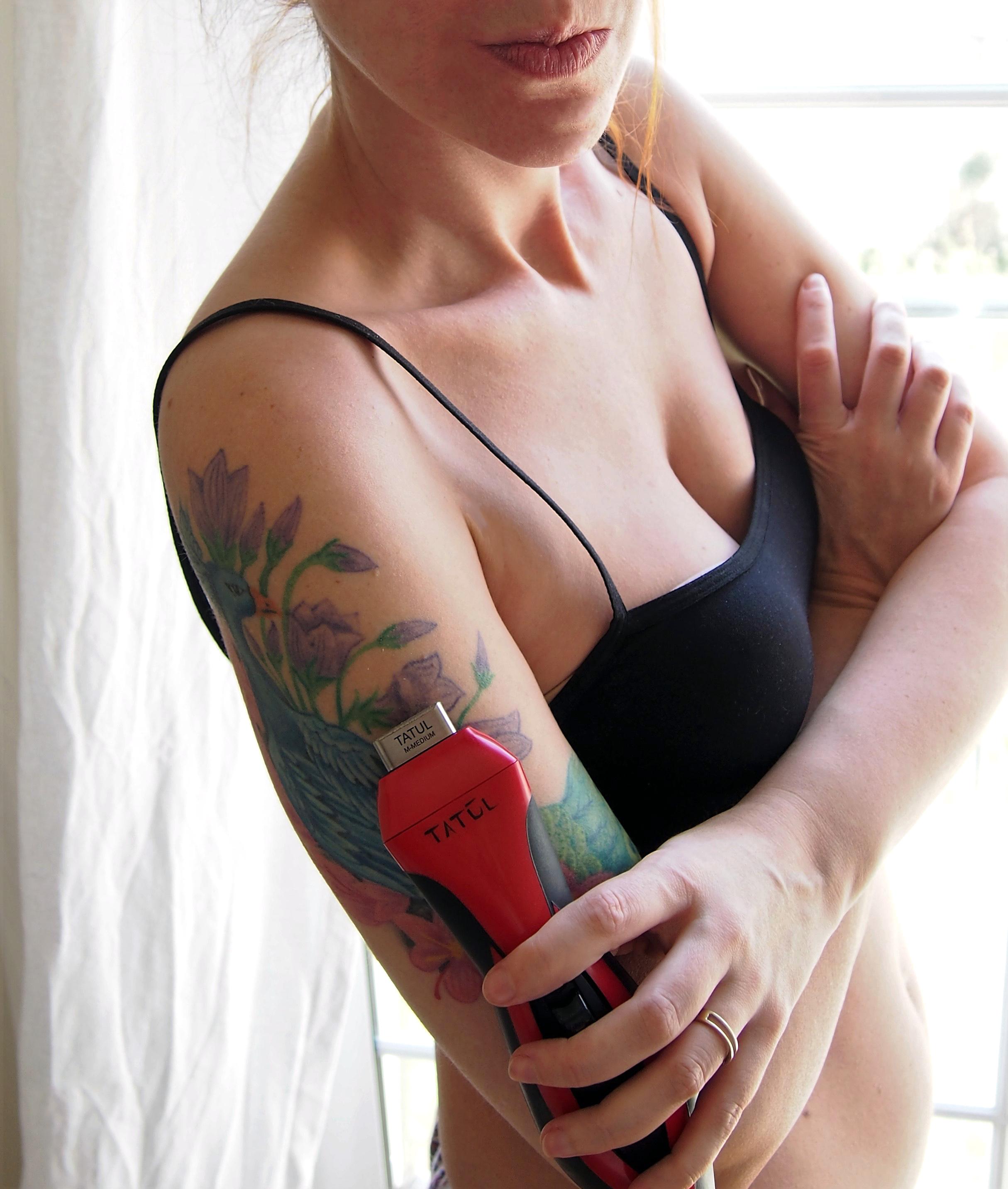 como reavivar colores de un tatuaje