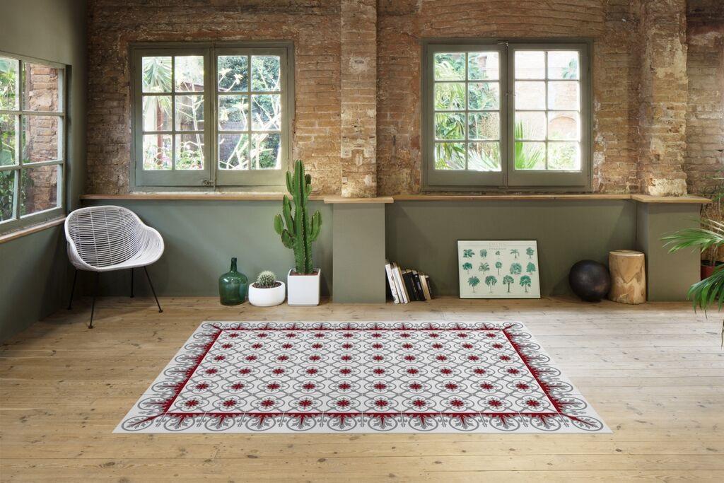 alfombra hidraulica