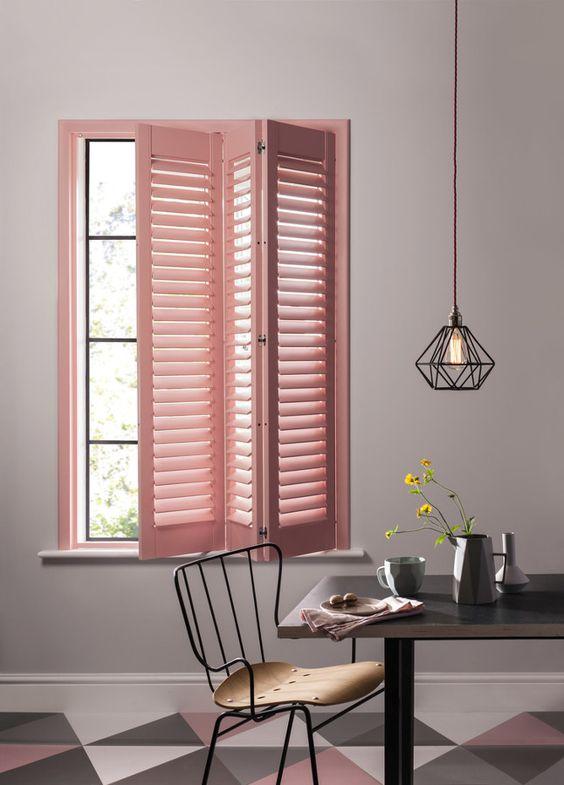 como decorar en rosa