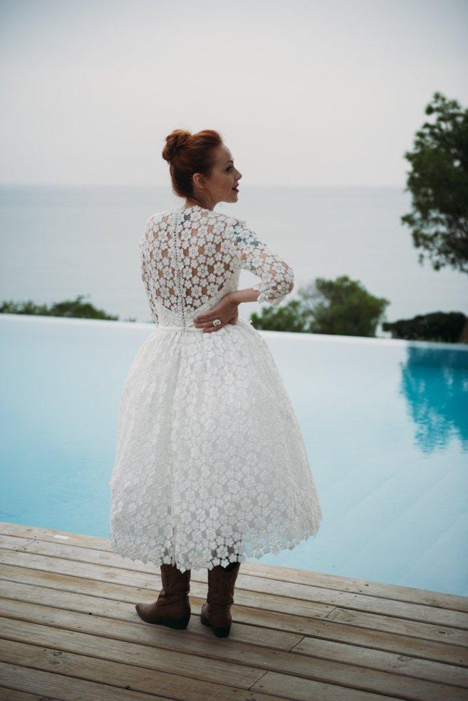 tendencias vestidos de novia 2017 - rosa clarà 2017