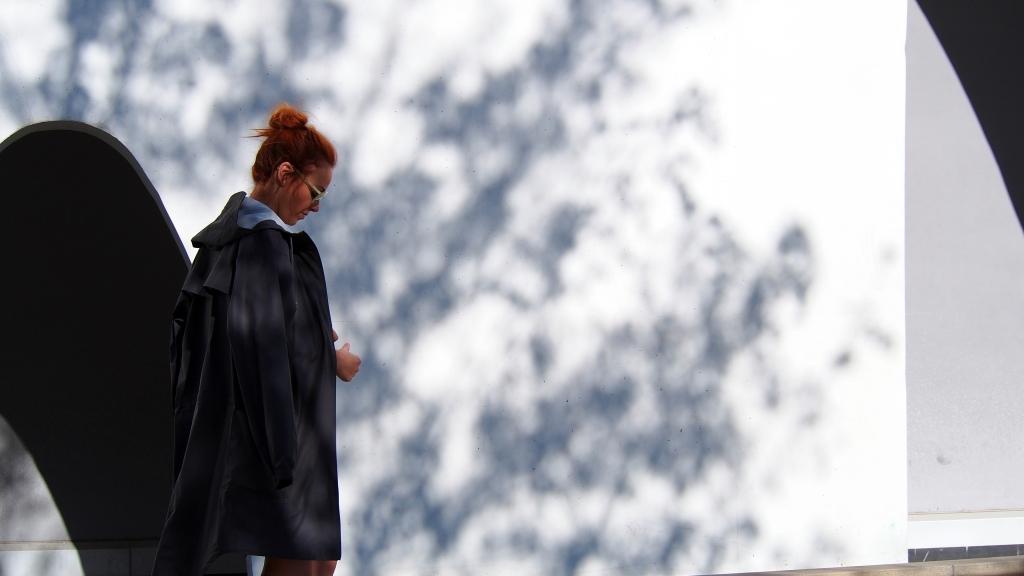 fashion blogger barcelona rains journal