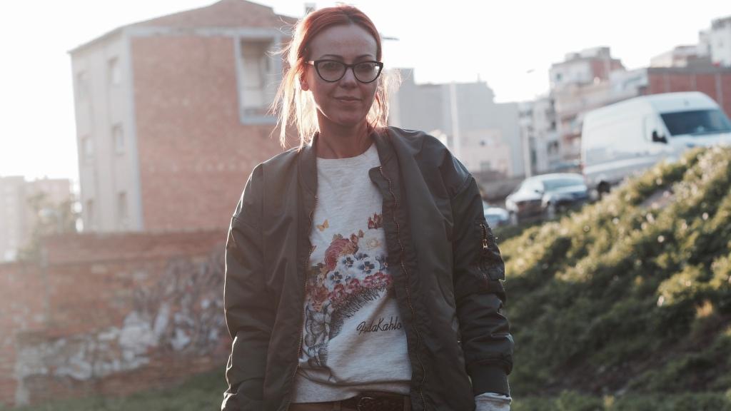fashion blogger barcelona cozy look