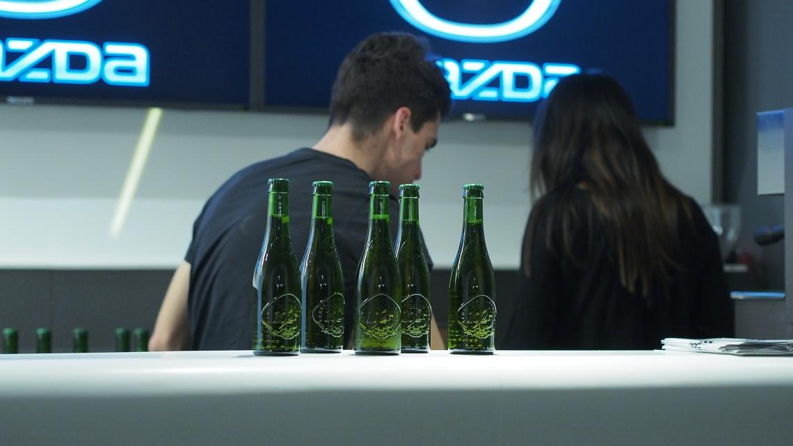 alhambra cervezas patrocinador fashion of future
