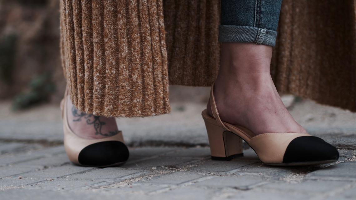 chanel shoes barcelona