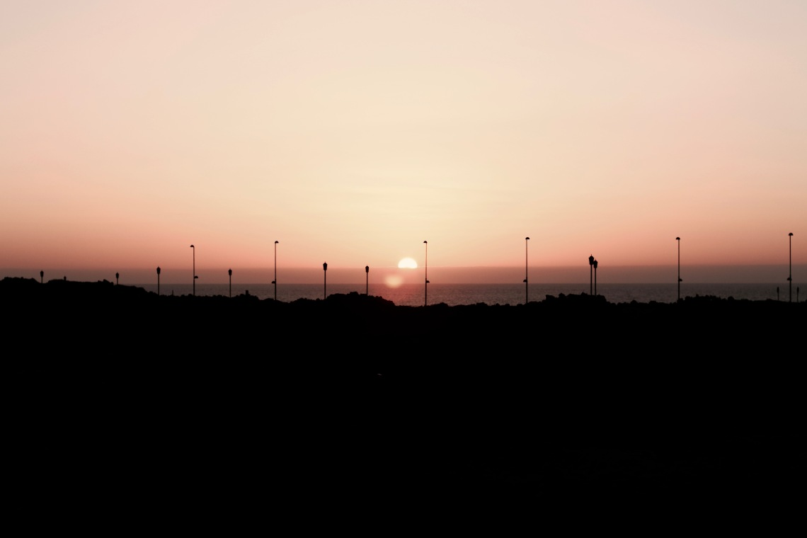 puesta de sol fuerteventura desde origo mare