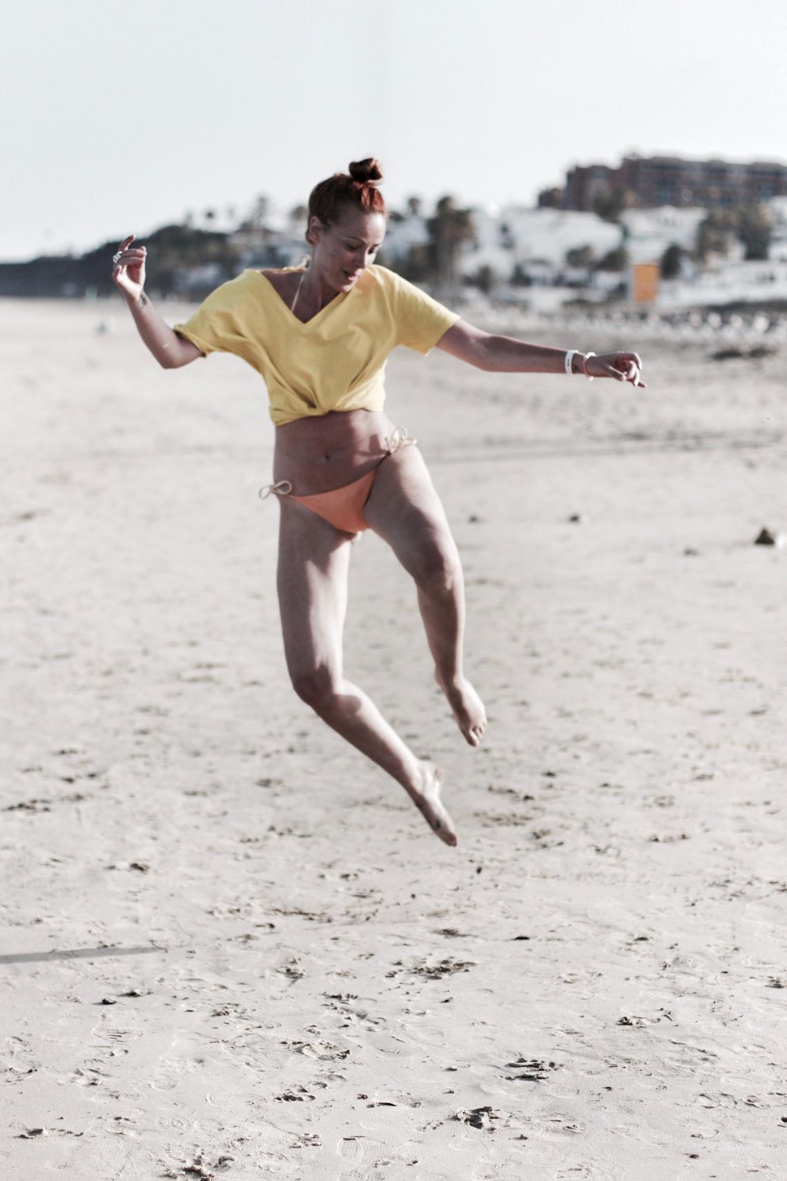 surf girl fuerteventura