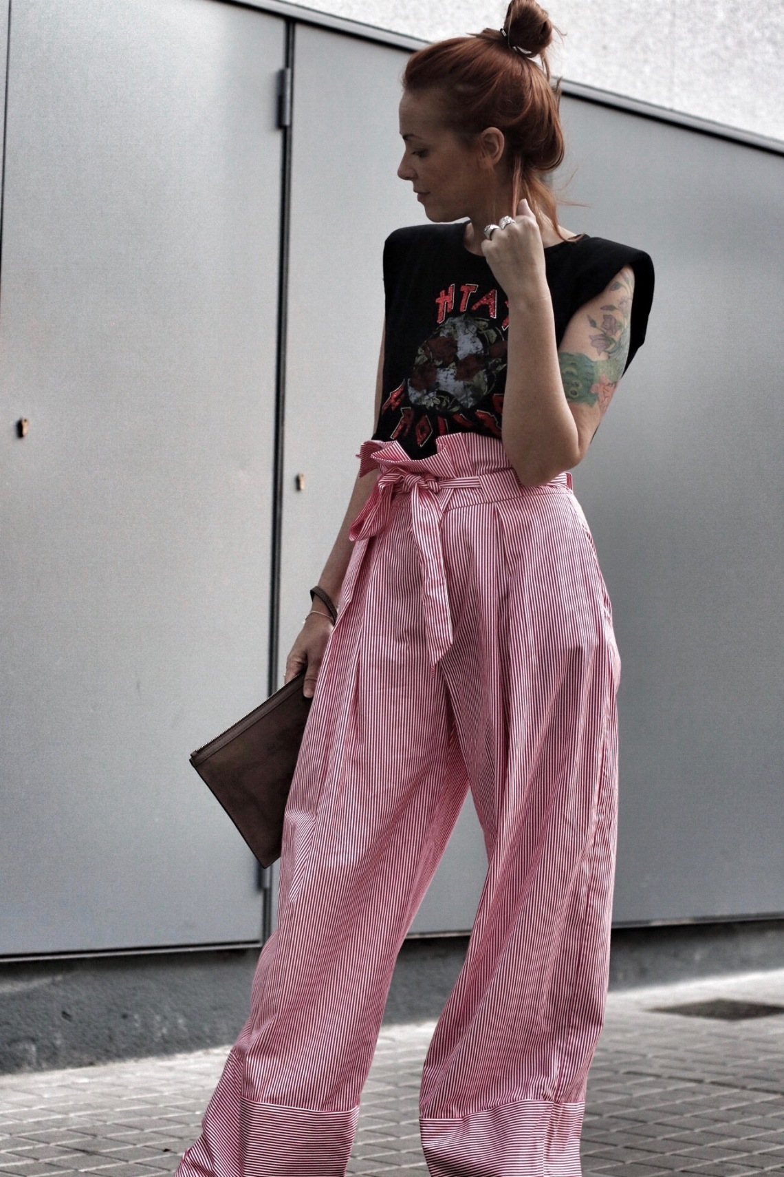 pantalones rayas rojos 2