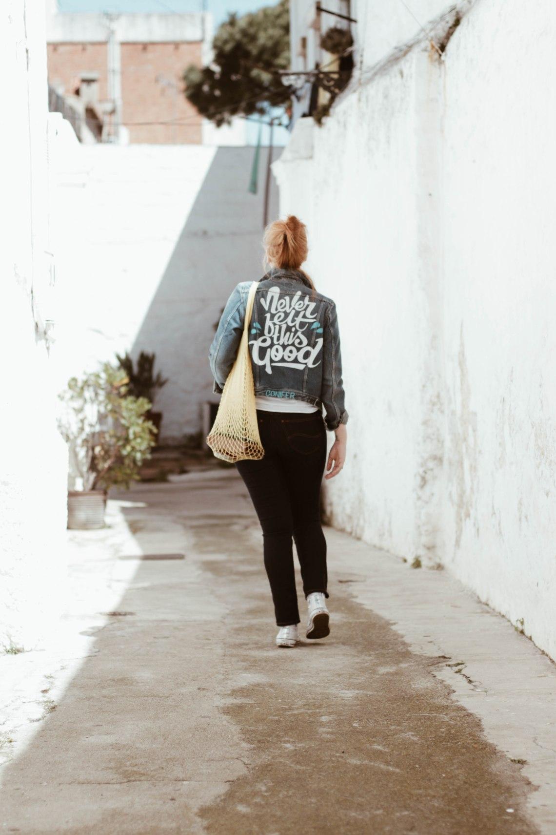 arantxa perez blog de moda barcelona lee jeans total denim look