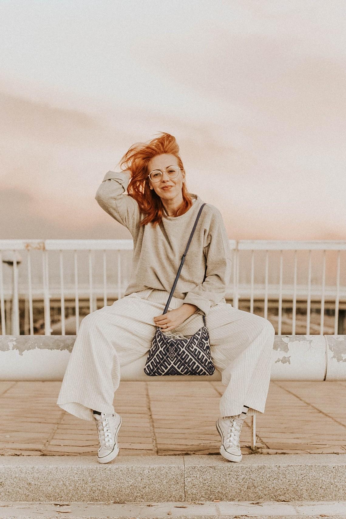 Look oversize primavera 2018 blog de moda barcelona arantxa Perez