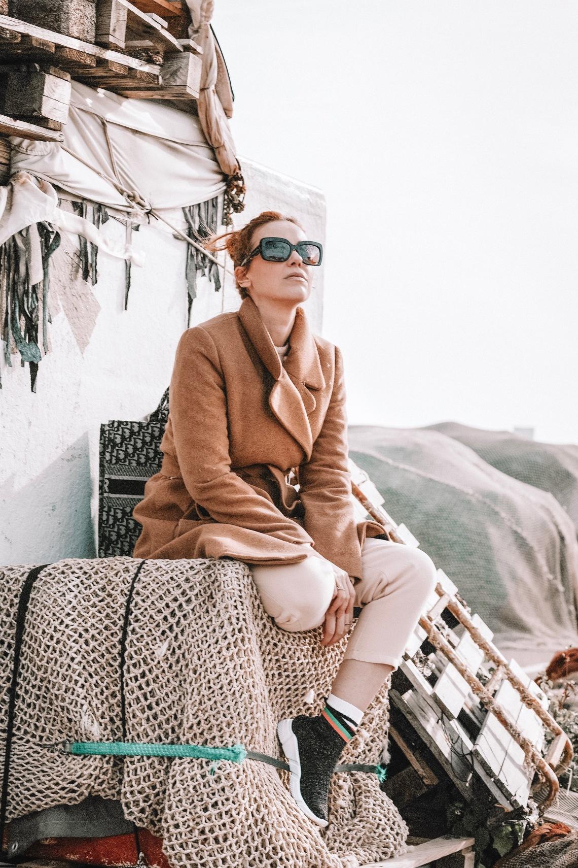 abrigo camel arantxa perez blog de moda español