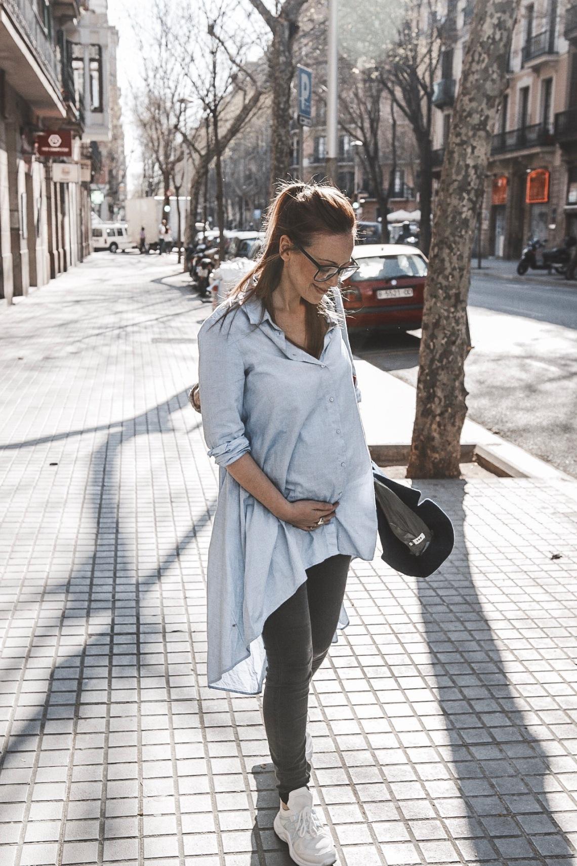 blogger emabarazada 2019